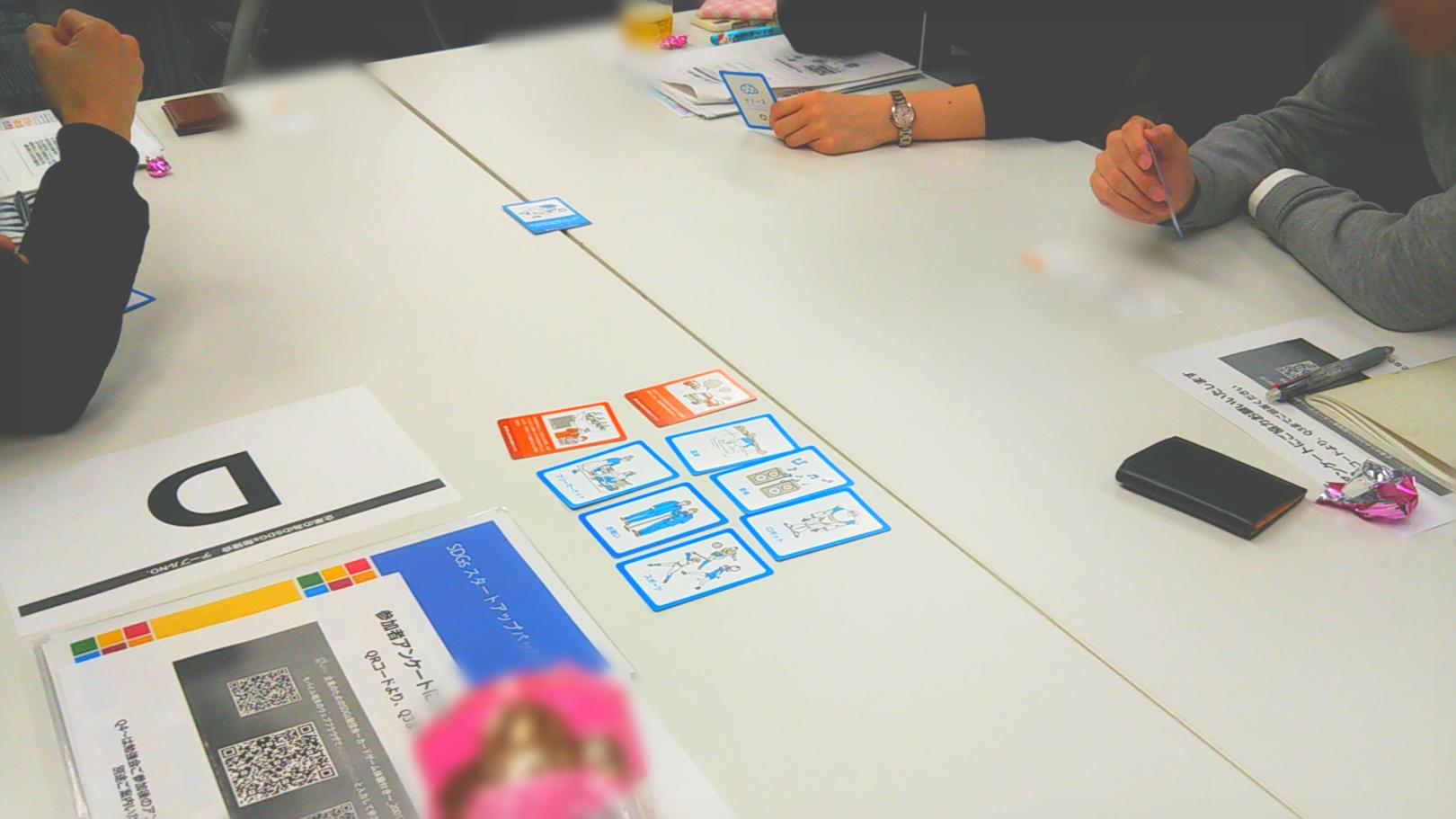 SDGsカードゲーム研修 - SDGsが感覚的にわかるカードゲーム体験付き!「SDGs勉強会」開催レポート