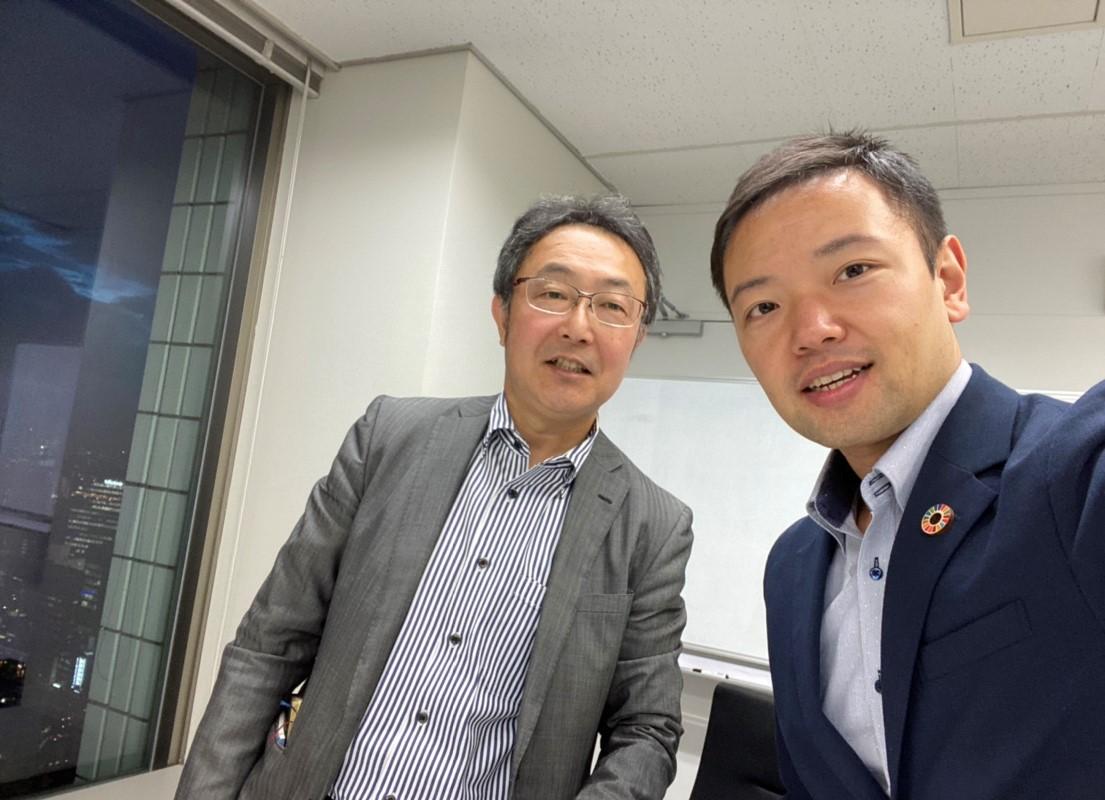 山本先生 - 従業員がイキイキ働くためには?「SDGs✖メンタル分析セミナー」オンライン開催レポート
