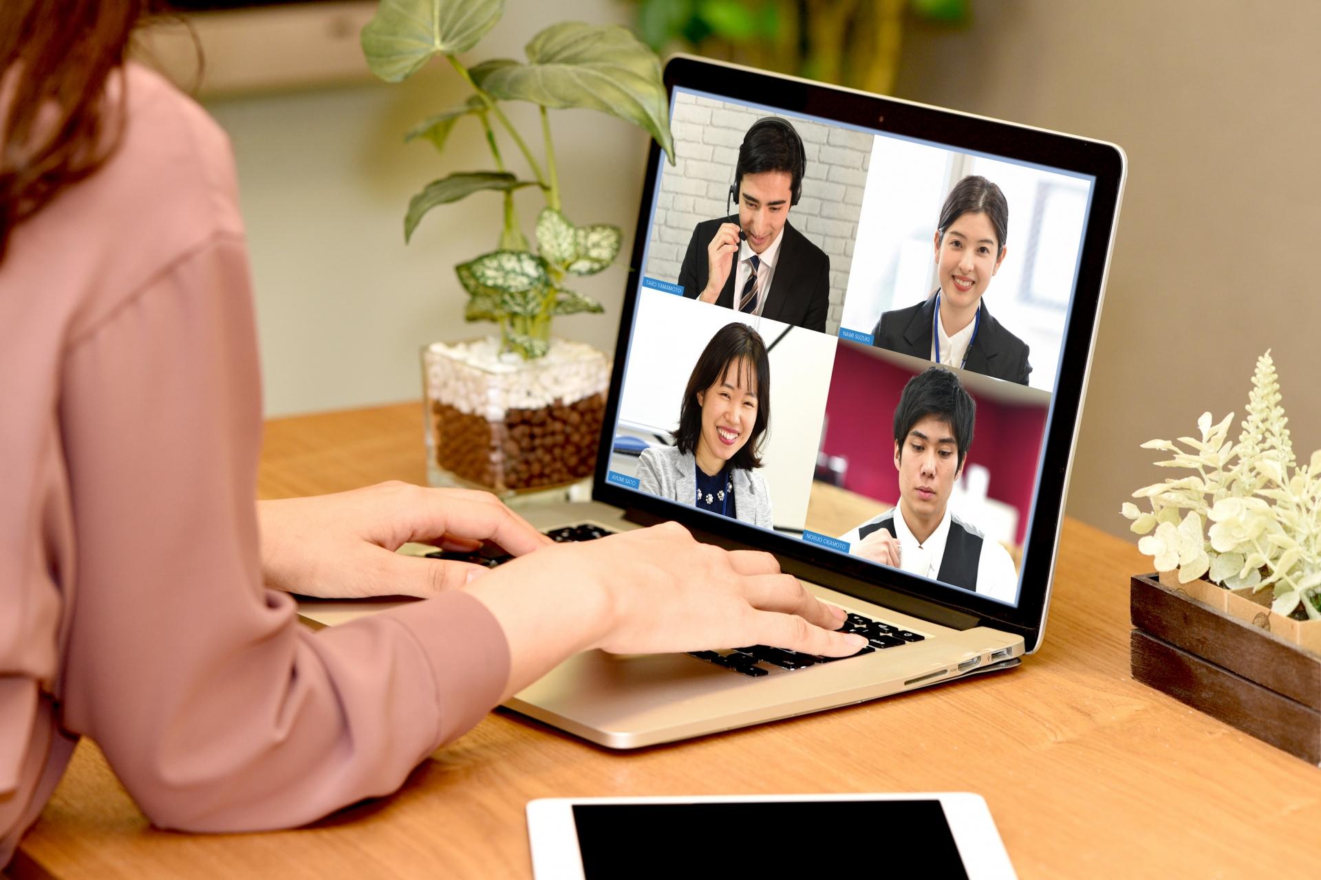 ウェブ会議 - 【画像で解説】WEB会議でもホワイトボードが使える!「Zoom」で社内会議をする際の工夫
