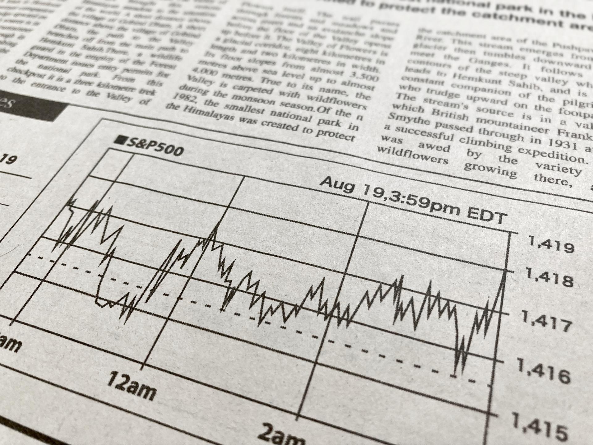 株価チャート - 【解説】ストックオプションの概要と種類及びメリット・デメリット